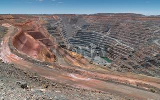 Goldmiene, Karlgoorlie, Western Australia