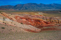 Valley of Mars landscapes