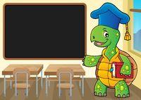 Turtle teacher theme image 2