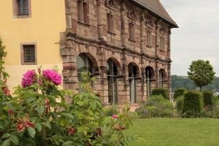 Orangerie der Schlossanlage