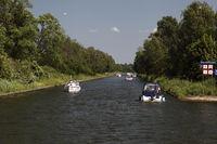 Kanal Szymonski, Masuren