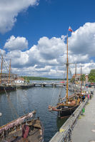 Hafen in Neustadt in Holstein
