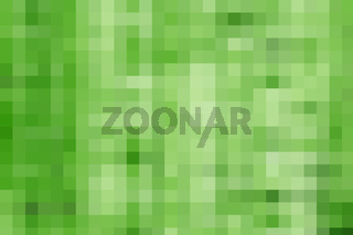 green pixel background