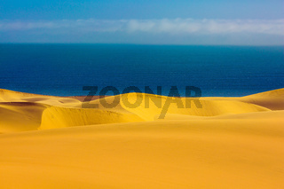 Atlantic coast of Namibia