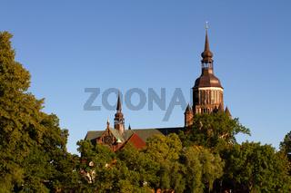 Marienkirche 002. Stralsund