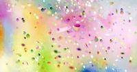 farben fest pulver abstrakt konfetti
