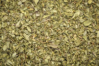 organic oregano leaf  background