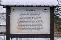 Königshütte im Harz Winter
