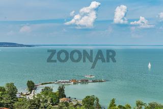 Plattensee, Ungarn   Lake Balaton, Hungary