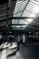 Bahnhof Gleisdreieck in Berlin