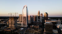 New Construction in Fast Growing Charlotte North Carolina Downtown