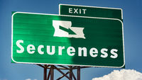 Street Sign to Secureness