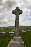keltisches Kreuz - II - Tintagel - Cornwall - England