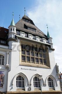 Bomann  Museum, Celle, Niedersachsen, Deutschland