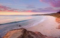 Sunrise at Nelson Beach Jervis Bay
