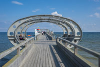 Seebrücke in Kellenhusen