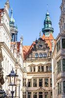Baroque architecture in Dresden