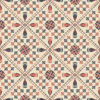 Palestinian embroidery pattern 37
