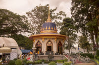 THAILAND CHANTHABURI CITY KING TAKSIN SHRINE