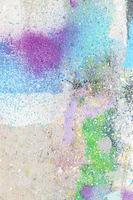 farbe auf betonwand, abstrakter hintergrund