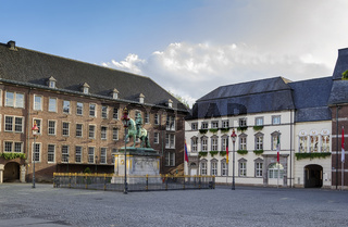 city hall of Dusseldorf, Germany