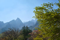 Seoraksan National Park, South Korea