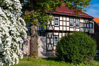 Ansichten aus Harzgerode im Harz