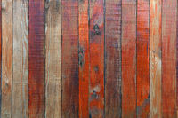 Brown vintage painted wooden panel background