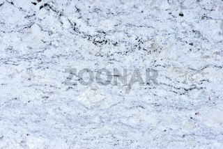Real natural ' GRANITE Snow White ' texture pattern. Background