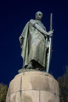 Statue of King Dom Afonso Henriques