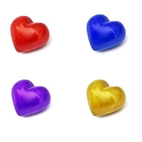 Valentine heart simbol set