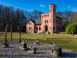 Jagdschloss Granitz in Rügen