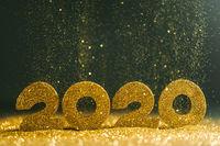 2020 New Year luxury design