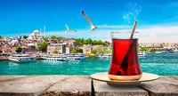 Tea in Golden Horn