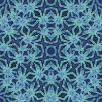 Luxury Oriental Ornate Seamless Pattern Design