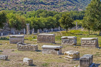Ancient Graveyard, Ephesus, Turkey