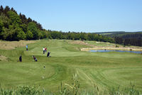 Golfplatz, Hofgut Georgenthal