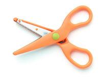Decorative craft border scissors