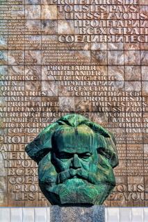 Chemnitz, Karl Marx