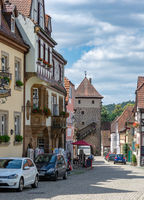 Historic old town of Sesslach