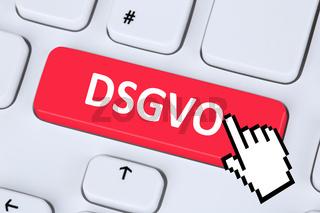 DSGVO Datenschutz Grundverordnung Verordnung Regel EU Europäische Union Internet online
