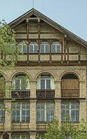 Ehemaliges Pilgerhotel beim Kloster der Erzabtei Beuron