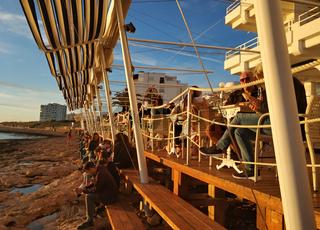 Cafe Del Mar in Ibiza