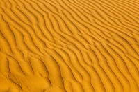 Desert as background