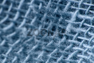 Macro backgrounds of natural and artificial fabric