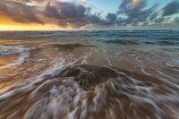 Kauai Hawaii Sunset at the Beach
