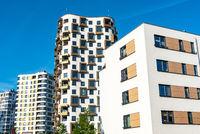 Moderner Wohnungsbau in München