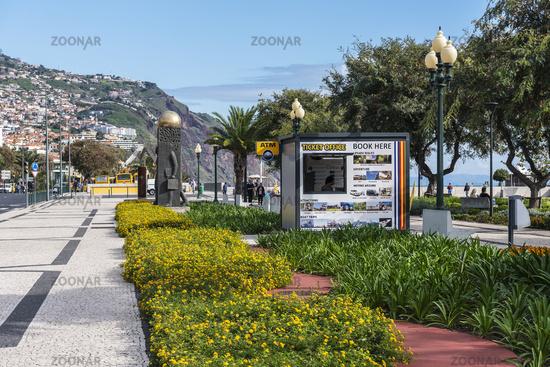 waterside promenade