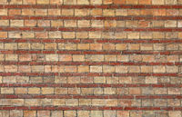 Red brown brick wall background texture