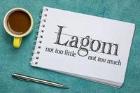 Lagom - Swedish philosophy for balanced life